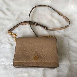 Tory Burch Mini Leather Shoulder Bag